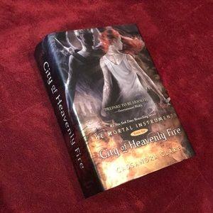City of Heavenly Fire (TMI Cassandra Clare)